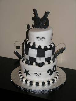 30th Birthday Cake Ideas On Salem Ordered This For A Friend S