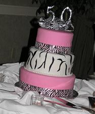 50th Birthday Cakes Ideas Women