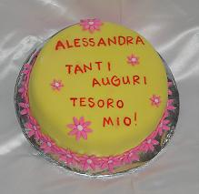 Italian cake image