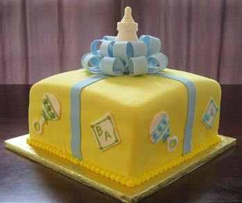 baby showers cakes image