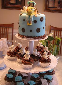 baby shower cakes image