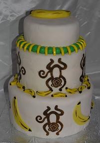 banana cake image