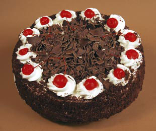 black forest cake image