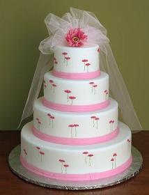 bridal shower cake image