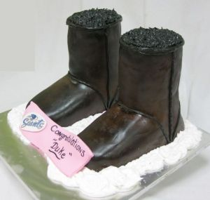 cake boots image