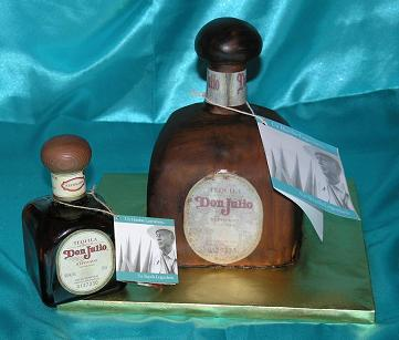 Don Julio cake image
