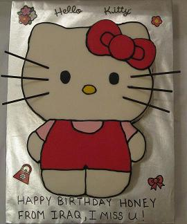 hello kitty cake image