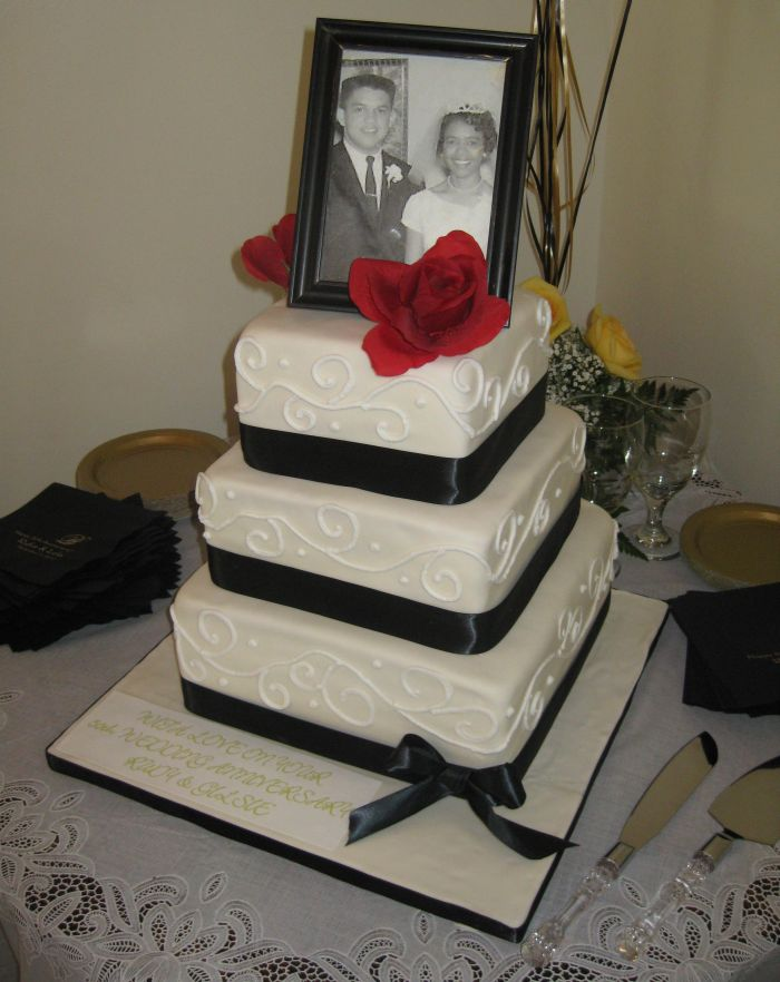 50th anniversary cakes pictures ideas for 50th wedding anniversary cake decoration ideas