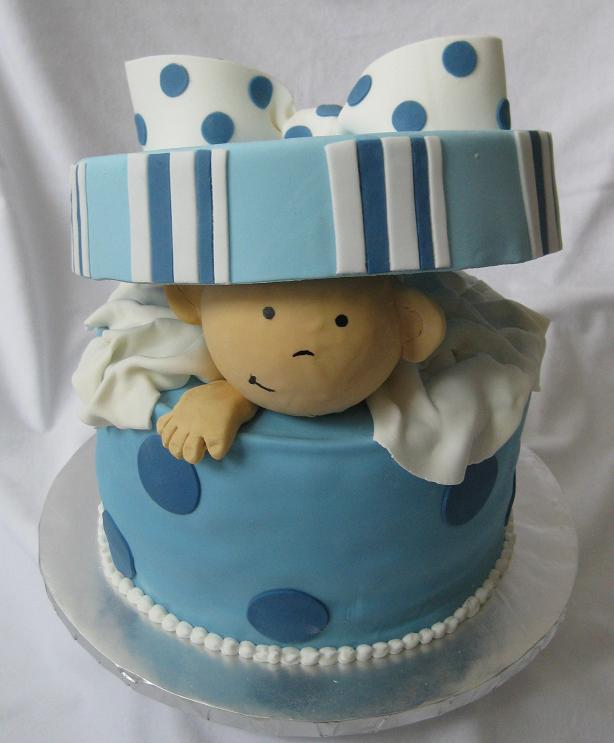 Cake baby shower ideas
