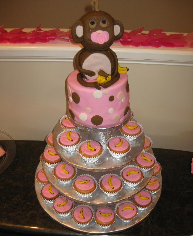 Baby Shower Cupcakes Pictures And Ideas