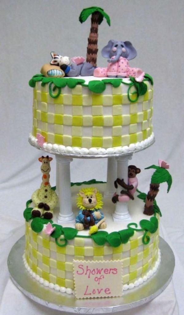 and cake designs cake pick of the week safari baby shower cake