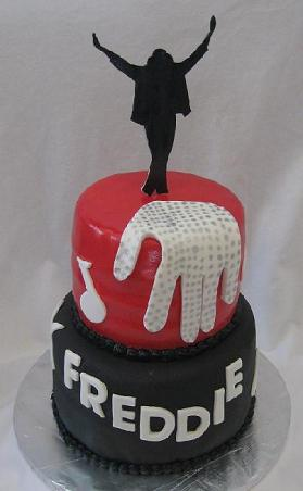 micheal jackson cake image