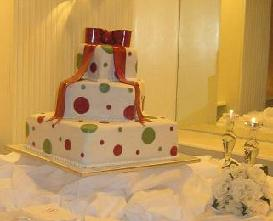 wedding cakes Raleigh image