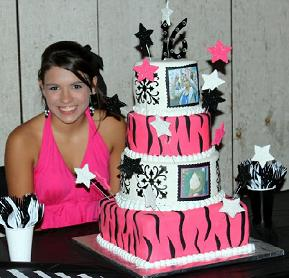 16 birthday cakes image