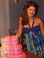 17th birthday cake image