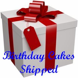 birthday cakes shipped image
