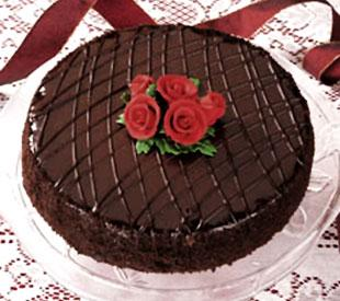 chocolate lovers cake image