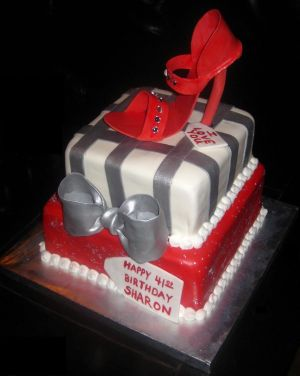 Shoe Cake Pictures And Ideas